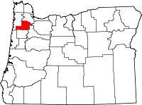Yamhill County vital records