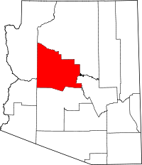 Yavapai County vital records