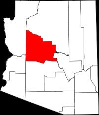 Yavapai County vital records