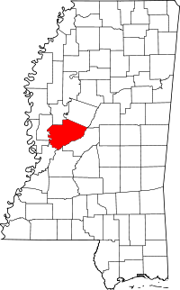 Yazoo County vital records