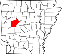Yell County vital records