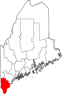 York County vital records