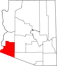 Yuma County vital records