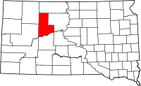 Ziebach County vital records